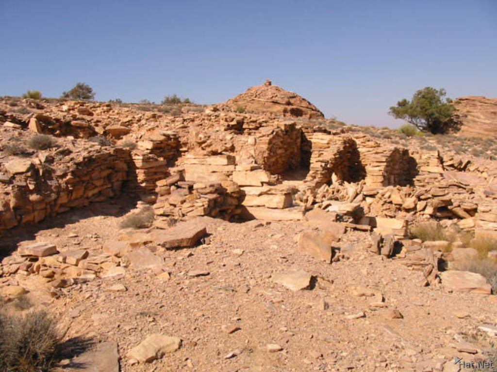 the urins of edomite sela at the top