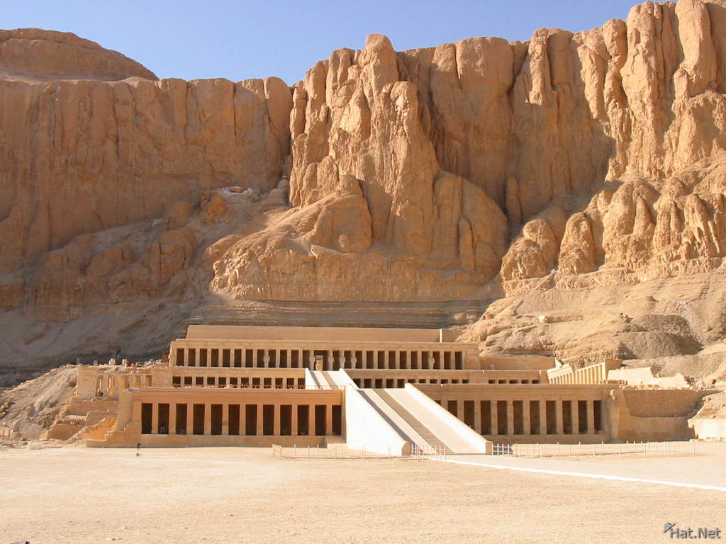 hatshepsut temple, highlights of egypt : 100 Thousand Photos