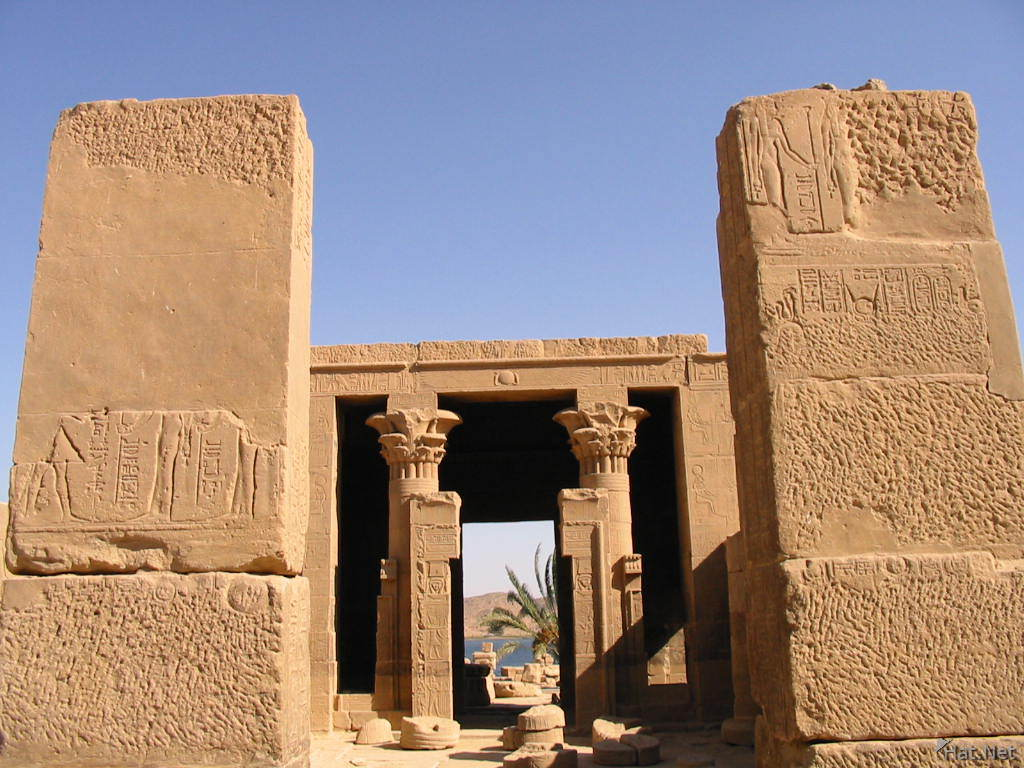 hall of nectanebo