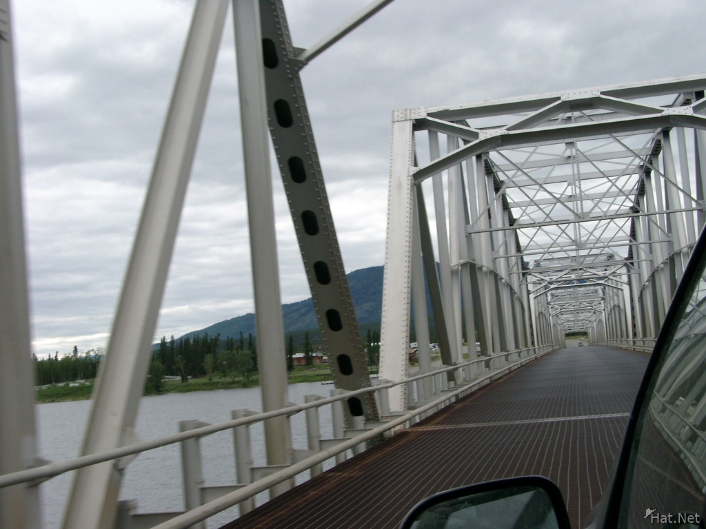 bridge to whitehorse