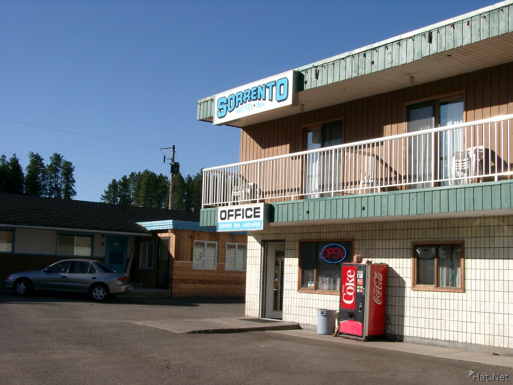 sorrento motel