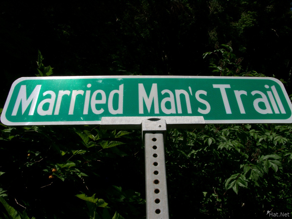 married mans trail