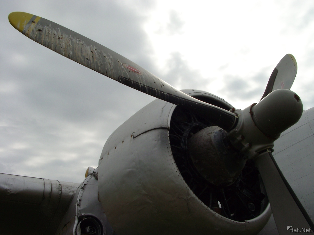 bigger picture of propeller
