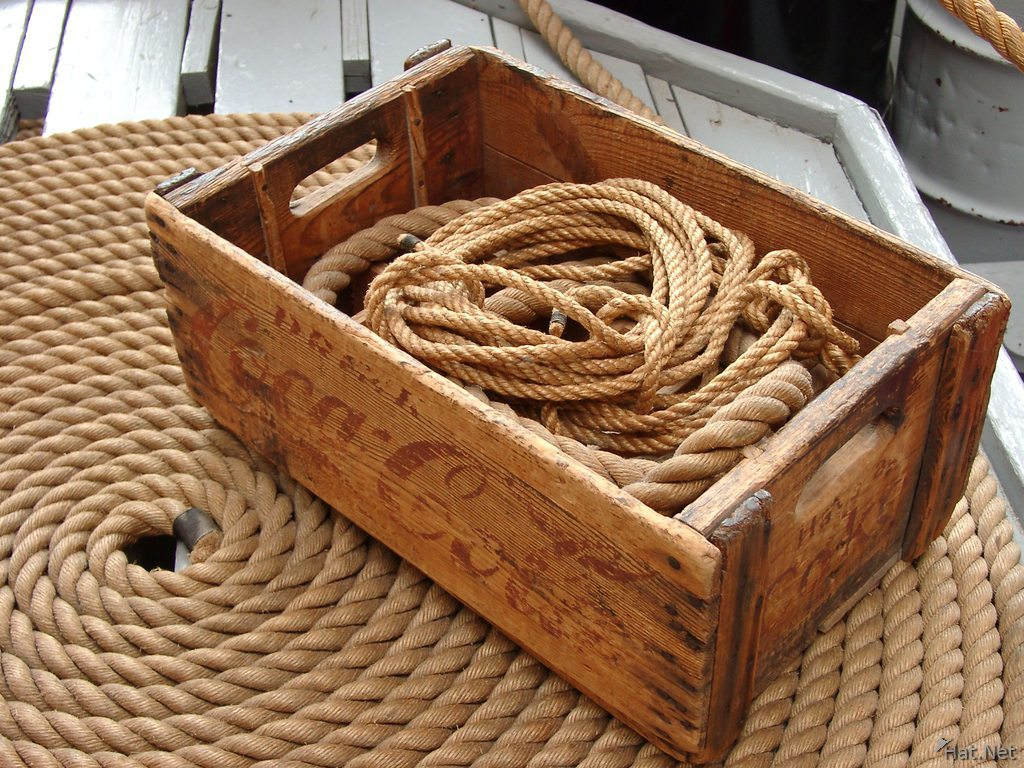 box of ropes