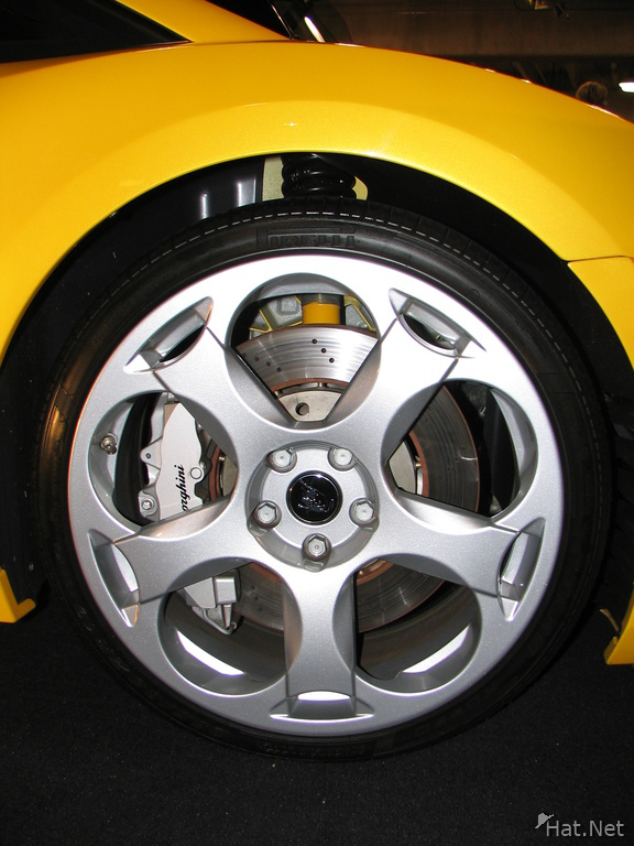 lamborghini gallardo wheel