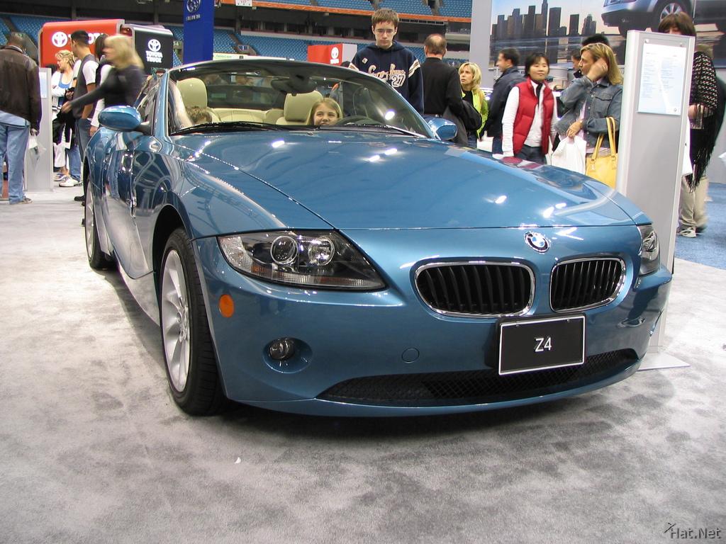 Bmw Z4 Car Show 2005 100 Thousand Photos
