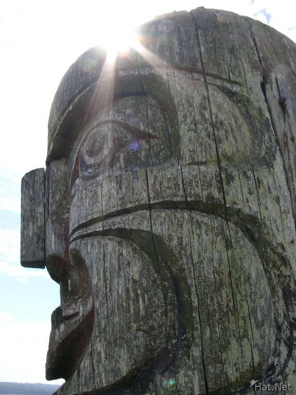 face at campbell river