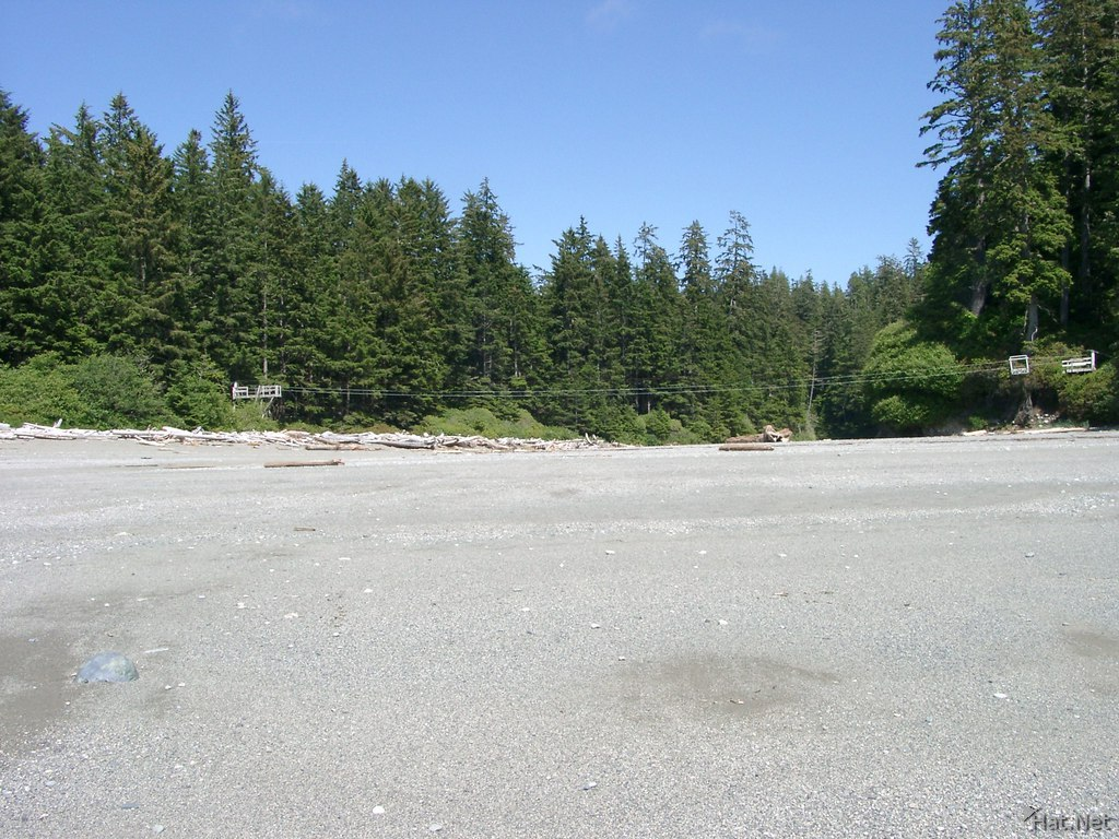 cable car near carmanah