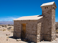 lone stone hut Humahuaca, Jujuy and Salta Provinces, Argentina, South America