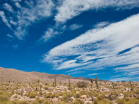 sky you can fly into Humahuaca, Jujuy and Salta Provinces, Argentina, South America