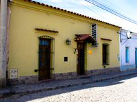 hotel--residencial colonial Iruya, Humahuaca, Jujuy and Salta Provinces, Argentina, South America