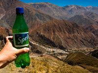 sprite in iruya Iruya, Humahuaca, Jujuy and Salta Provinces, Argentina, South America