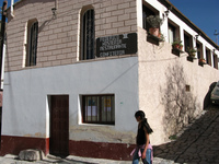 hotel--federico iii Tilcara, Iruya, Jujuy and Salta Provinces, Argentina, South America
