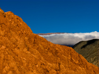 hill of clouds Purmamarca, Northern Salta Provinces, Argentina, South America
