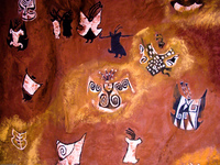 rock art in salta Salta, Jujuy and Salta Provinces, Argentina, South America