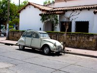 old car Salta, Jujuy and Salta Provinces, Argentina, South America