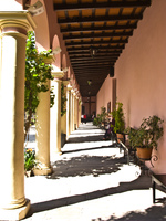 catedral hallway Salta, Cafayate, Jujuy and Salta Provinces, Argentina, South America