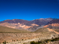 trail to garganta del diablo Tilcara, Jujuy and Salta Provinces, Argentina, South America