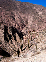 diablo canyon Tilcara, Jujuy and Salta Provinces, Argentina, South America