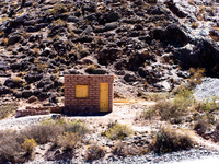 lone hut in garganta del diablo Tilcara, Jujuy and Salta Provinces, Argentina, South America