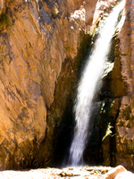 diablo waterfall Tilcara, Jujuy and Salta Provinces, Argentina, South America