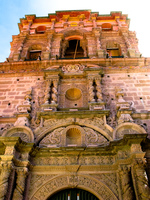 jesuit church at daytime Potosi, Potosi Department, Bolivia, South America