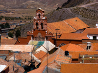 santa teresa Potosi, Potosi Department, Bolivia, South America