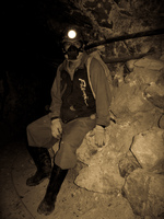 old miner Potosi, Potosi Department, Bolivia, South America