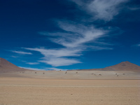 desert of dali San Antonio, Potosi Department, Bolivia, South America