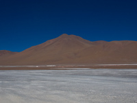 barium at laguna colorada Laguna Colorado, Potosi Department, Bolivia, South America