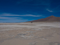 salar de chiguana Laguna Colorado, Potosi Department, Bolivia, South America
