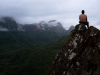 mountain thinker Samaipata, Santa Cruz Department, Bolivia, South America