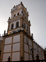 cathedral Sucre, Santa Cruz Department, Bolivia, South America