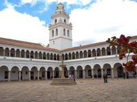 university Sucre, Santa Cruz Department, Bolivia, South America