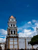 la cathedral Sucre, Santa Cruz Department, Bolivia, South America