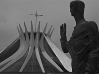 cathedral of bras lia Brasilia, Goias (GO), Brazil, South America