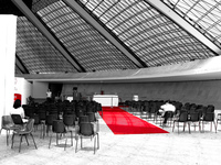 red carpet Brasilia, Goias (GO), Brazil, South America
