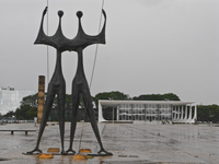 twin warrior Brasilia, Goias (GO), Brazil, South America