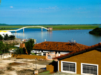 corumba bridge Corumba, Mato Grosso do Sul (MS), Brazil, South America