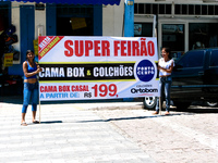 super feirao Corumba, Pantanal, Mato Grosso do Sul (MS), Brazil, South America