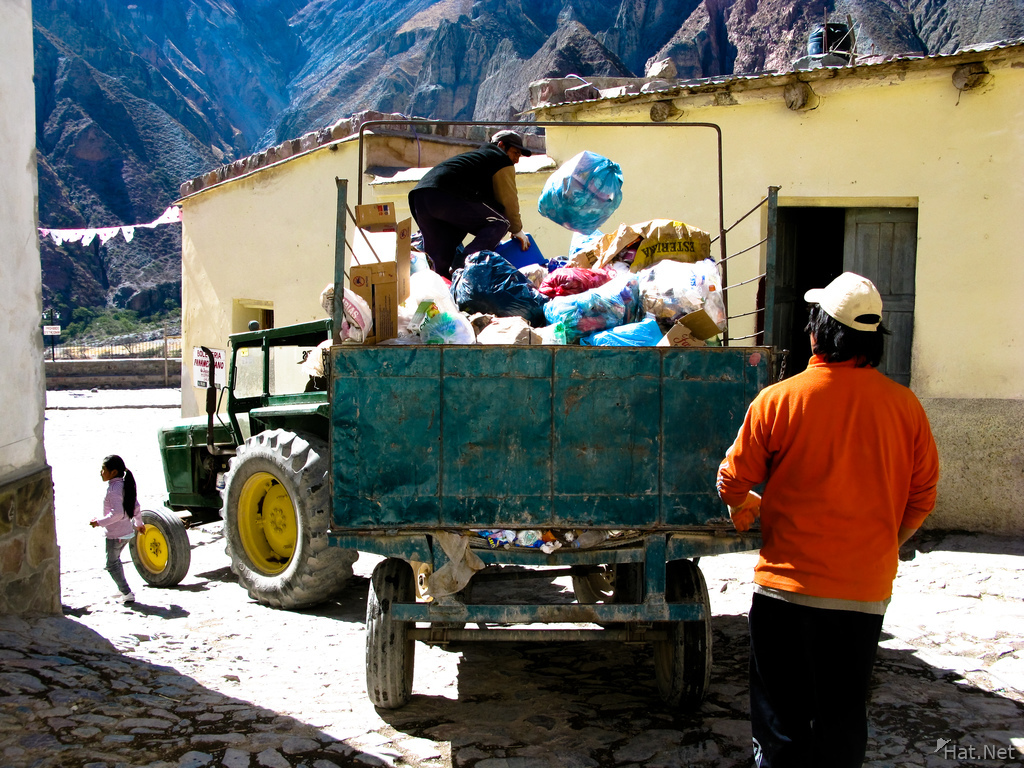 garbage collection in iruya