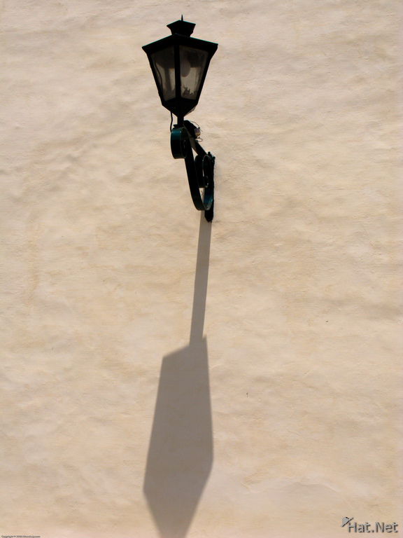lamp of convento