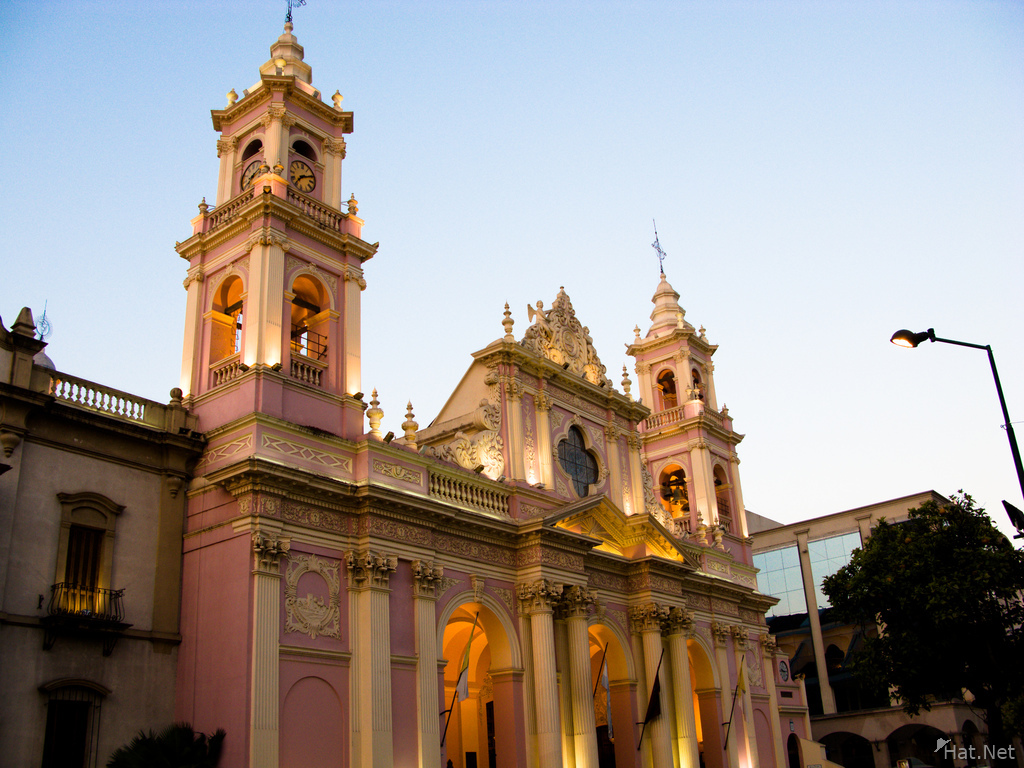 view--salta cathedral