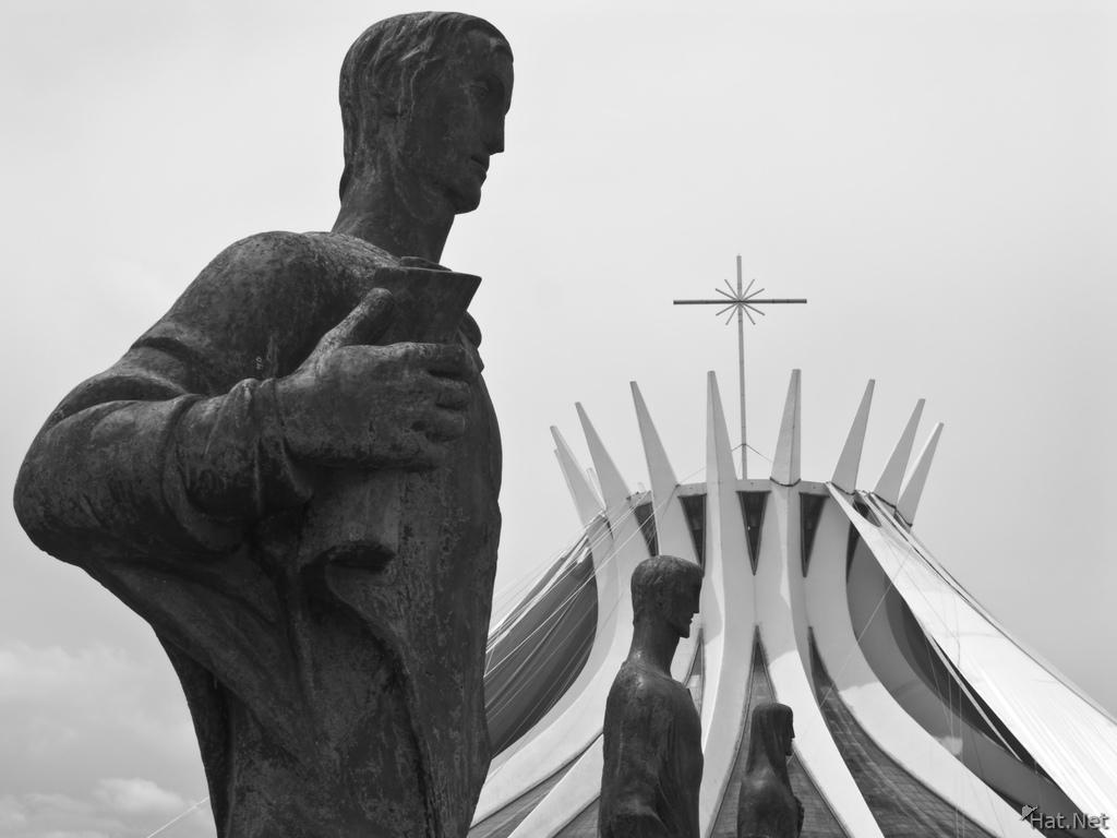 St Peter Cathedral Metropolitana Longest Journey