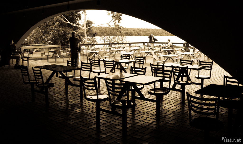 lunch place in iguazu