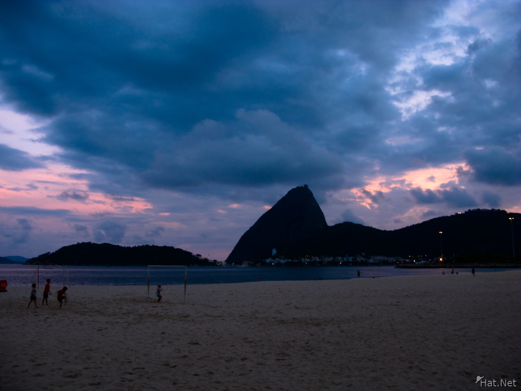urca at night
