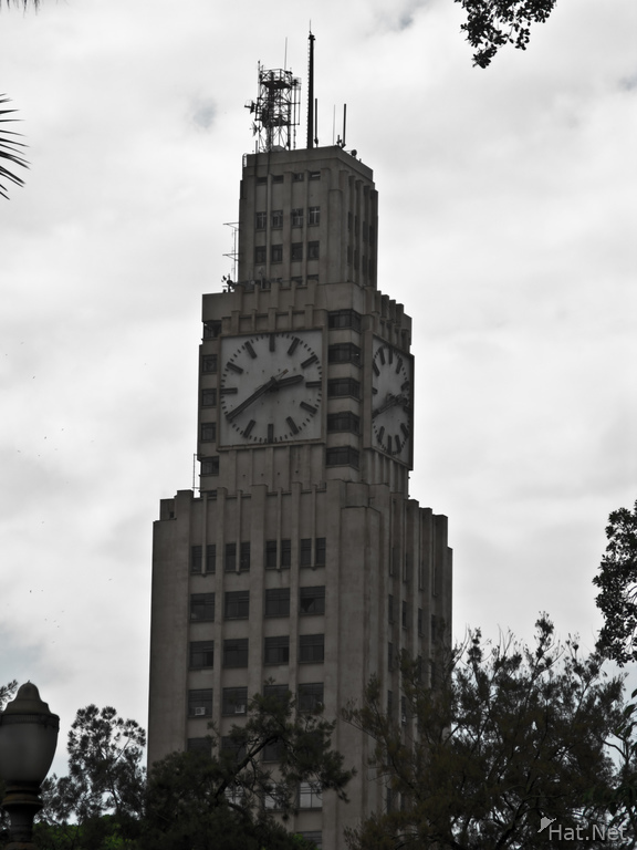 rio clock tower
