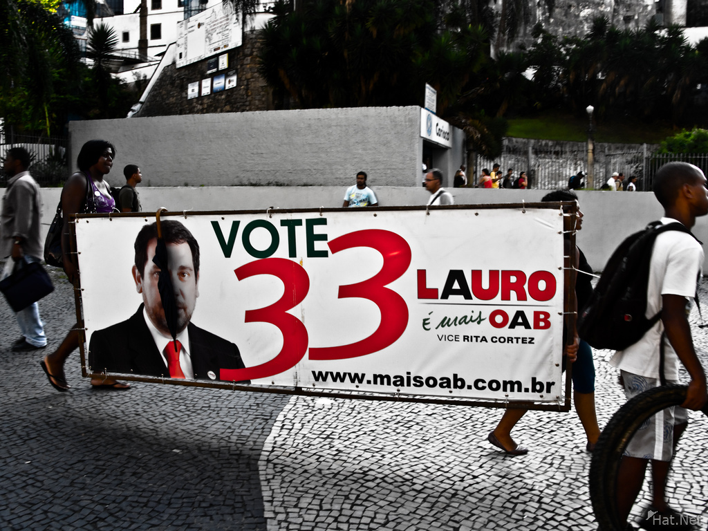 view--vote lauro oab