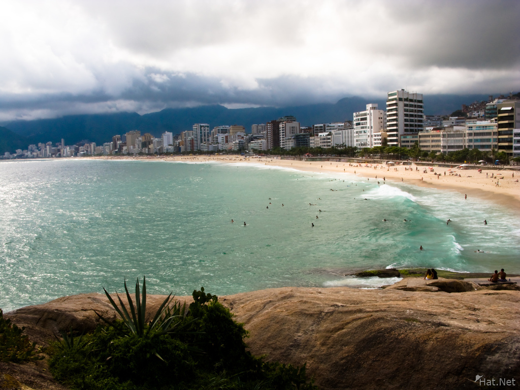 beauty of ipanema