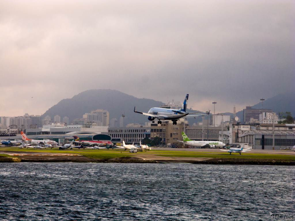 rio central ariport landing